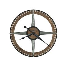 Buster Gallery Wall Clock