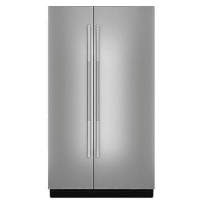 "JennairRise 48"" Fully Integrated Built-In Side-By-Side Refrigerator Panel-Kit"
