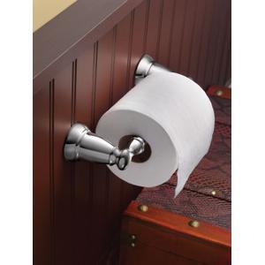 Banbury brushed nickel pivoting paper holder