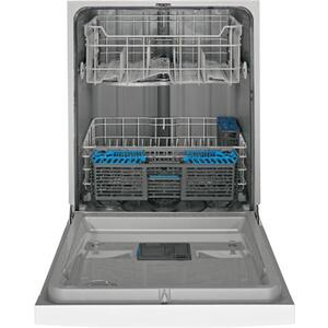 GE® Dishwasher with Front Controls (This is a Stock Photo, actual unit (s) appearance may contain cosmetic blemishes. Please call store if you would like actual pictures). This unit carries our 6 month warranty, MANUFACTURER WARRANTY and REBATE NOT VALID with this item. ISI 34385