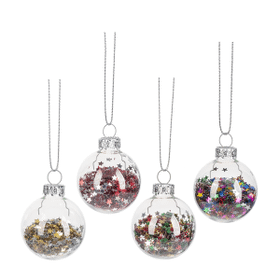 Mini Ball Ornament (24 pc. ppk.)