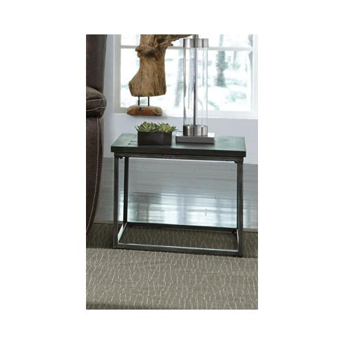 Gallery - Cocktail Table and 2 end tables