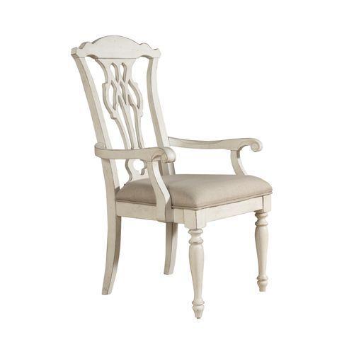 Liberty Furniture Industries - Splat Back Arm Chair (RTA)