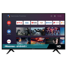 "32"" Class - H55 Series - 2019 HD Android Smart TV (2019) SUPPORT"