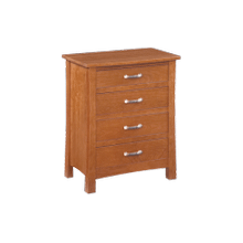 Transitions Nightstand 2-Drawer