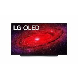 LG AppliancesLG CX 55 inch Class 4K Smart OLED TV w/ AI ThinQ(R) (54.6'' Diag)