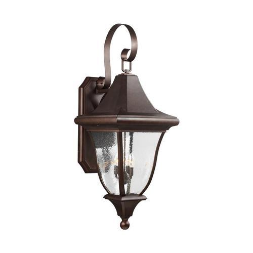 Oakmont Extra Large Lantern Patina Bronze