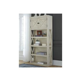 Bolanburg Large Bookcase Two-tone