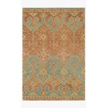 View Product - GQ-02 Spice / Teal Rug
