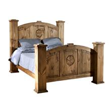 Mansion Bed - Full - Texas Star