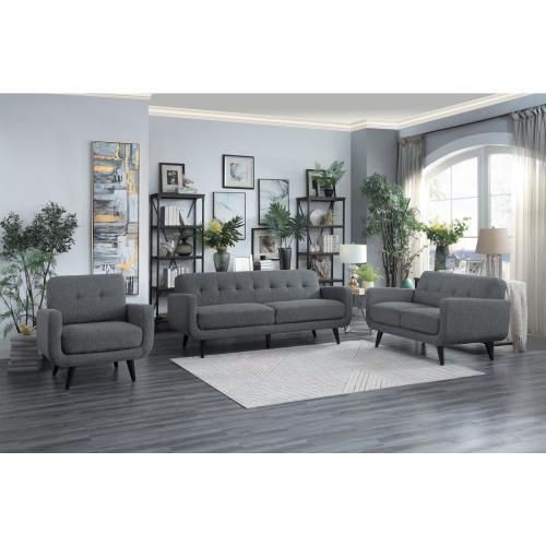 Monroe Gray Sofa