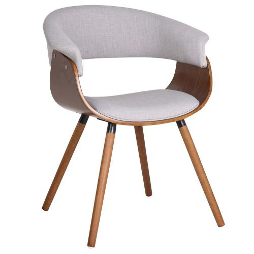 Holt Accent/Dining Chair in Grey