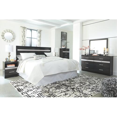 Signature Design By Ashley - Starberry King/california King Panel Headboard