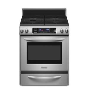 30-Inch 4-Burner Dual Fuel Freestanding Range, Architect(r) Series Ii - Stainless Steel