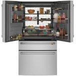 Café ENERGY STAR™ 27.8 Cu. Ft. Smart 4-Door French-Door Refrigerator