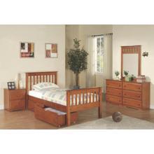 Twin Monaco Bed