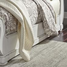 View Product - Cali King Sleigh Bed Rails