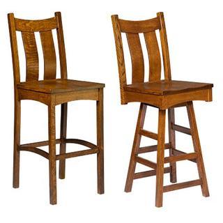 See Details - Classic Bar Chair