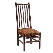 High-back Spoke Side Chair - Antique Oak seat