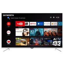 """See Details - 65"""" 4K DLED Android TV with Voice Remote"""