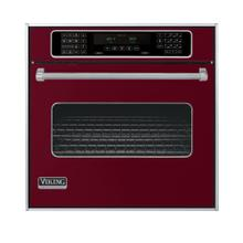 """Burgundy 30"""" Single Electric Touch Control Premiere Oven - VESO (30"""" Wide Single Electric Touch Control Premiere Oven)"""