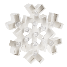 Light Up Snowflakes Table Decor