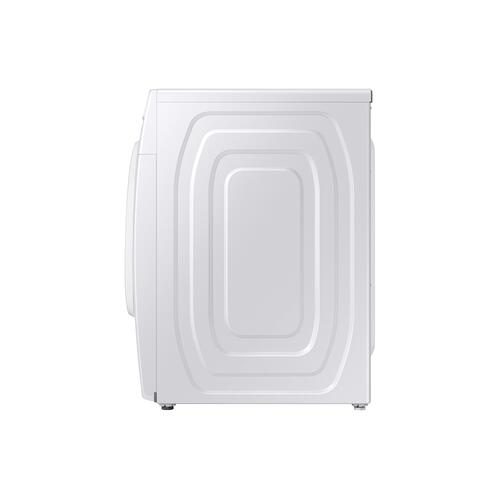 7.5 cu. ft. Electric Dryer with Sensor Dry in White