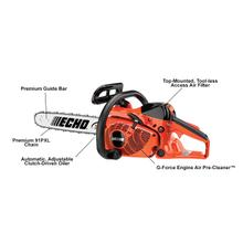 """See Details - A powerful and compact saw for professionals who prefer a rear handle configuration. 14"""" and 16"""" bar lengths."""