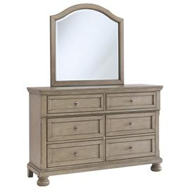 Floor Model - Lettner Youth Dresser and Mirror