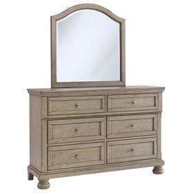 See Details - Lettner Dresser and Mirror