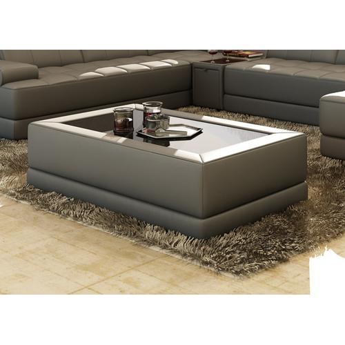 Divani Casa EV46 Modern Bonded Leather Coffee Table