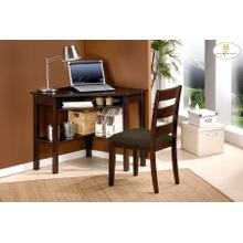Corner Desk & Chair Set