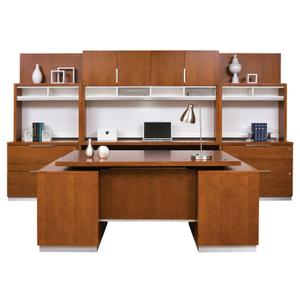 Small Hutch in Toasted Almond