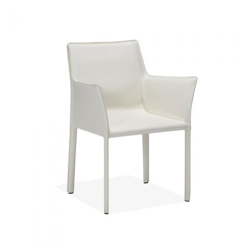 Jada Arm Chair - White