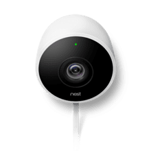 Nest Cam Outdoor: 2 Pack