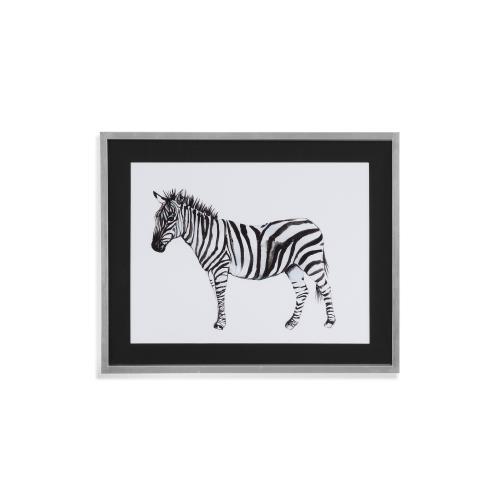 Bassett Mirror Company - Custom Standing Zebra II