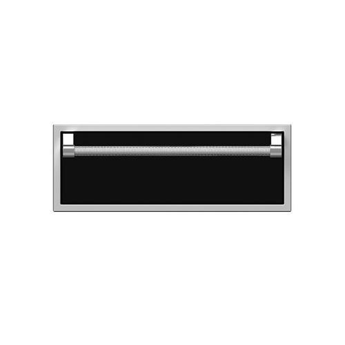 "Hestan - 30"" Hestan Outdoor Single Storage Drawer - AGSR Series - Stealth"