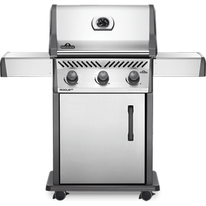Napoleon BBQRogue XT 425 Gas Grill , Stainless Steel , Natural Gas
