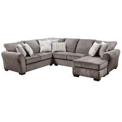 1657 Left Arm Facing Bump Sofa