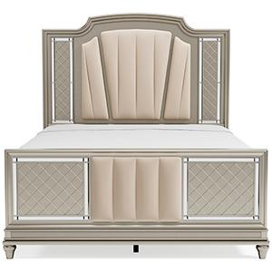Chevanna Queen Upholstered Panel Footboard