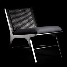 RAFFLES CHAIR BLACK  32in X 22in  Imagine sitting in your garden room or on the veranda sipping co