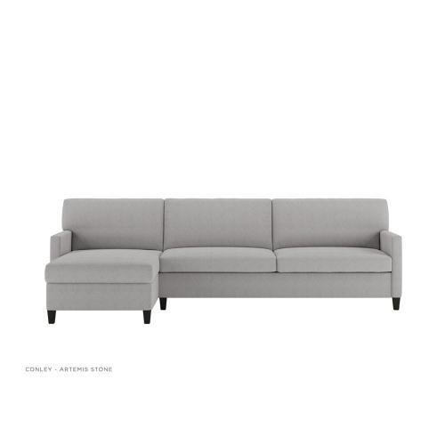 Conley Platform Sleeper Sofa - American Leather