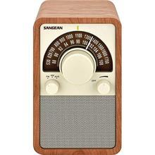 See Details - AM/FM Tabletop Radio (Walnut)