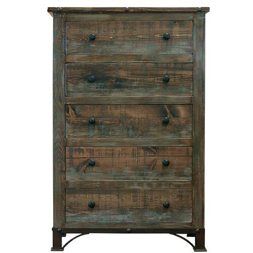 L.M.T. Rustic and Western Imports - Urban Rustic Chest