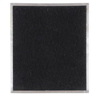 """Non-Ducted Replacement Charcoal Filter 15.725"""" x 10.875"""" x 0.375"""""""