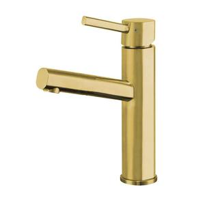 Waterhaus Solid Stainless Steel, Single Lever Elevated Lavatory Faucet Product Image
