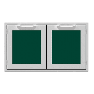 "36"" Hestan Outdoor Double Sealed Pantry - AGLP Series - Grove"