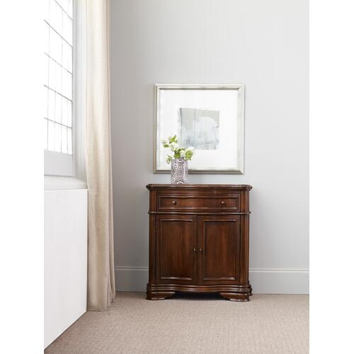 Waverly Place Shaped Hall Console