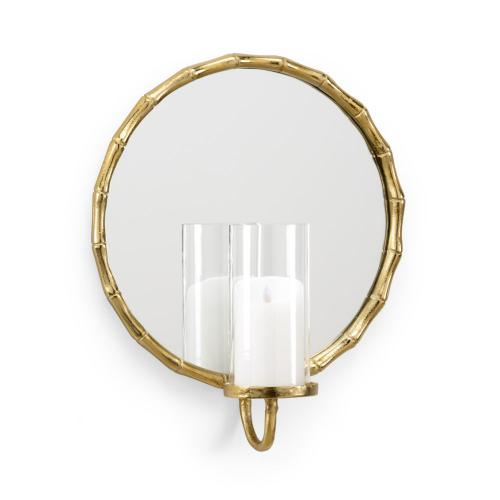 Portal Candle Sconce