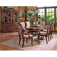 Harmony 7 Piece Set(Table, 2 Arm Chairs & 4 Side Chairs)